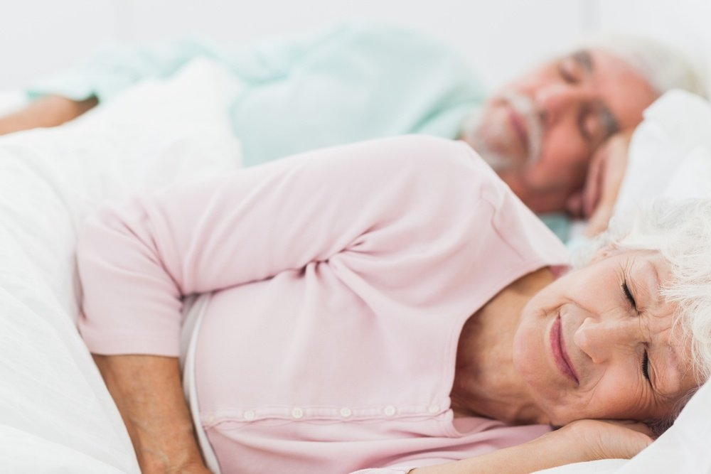 The best sleeping positions for hip replacement